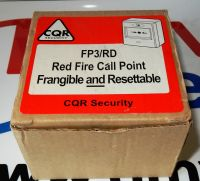 Red Fire Call Point FP3/RD
